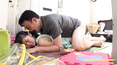 Teen Japanese chick Inamura is being fucked hard from behind